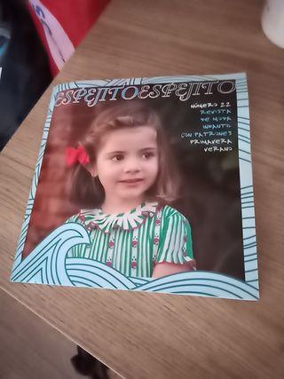 revista patrones niños/@s