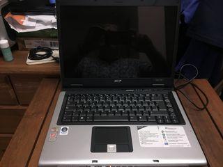 Portátil Acer Aspire 5100 remodelado