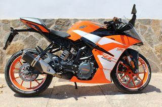 Vendo KTM RC125