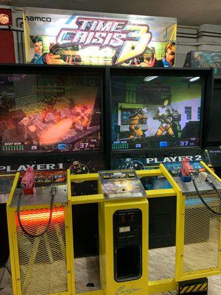 Time crisis 3 deluxe arcade