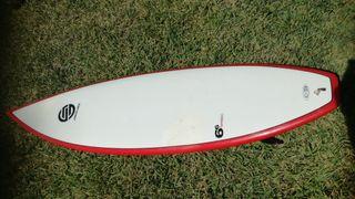 Ocasión Tabla surf Santa Cruz 6.6 epoxy