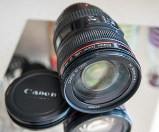 Objetivo Canon Zoom EF24-105