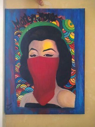Peinture sur toile personnalisée