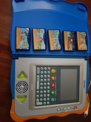 Tablet interactiva vtech storio