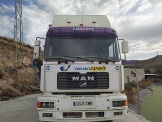 Camion man 2000
