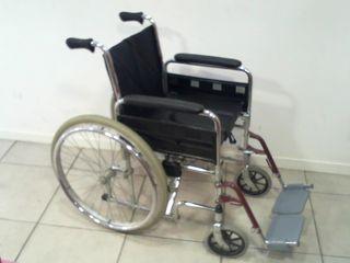 Silla de ruedas NO ES PLEGABLE