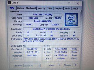 Portátil MSI Modelo Gv62 7Rd