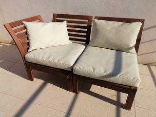 Sofa exterior Applaro
