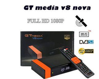 RECEPTOR SATELITE GTMEDIA V8 NOVA