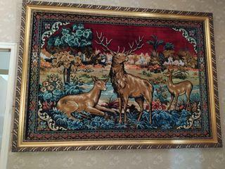 tapiz antiguo