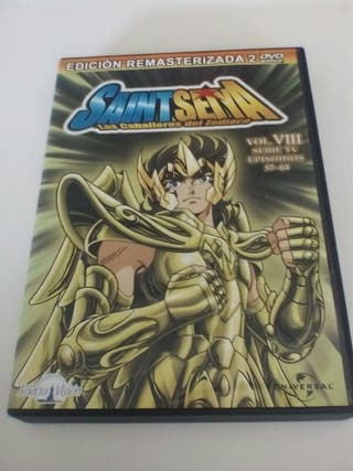 Box Saint Seiya DVD