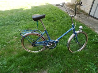 bicicleta de paseo clasico bh