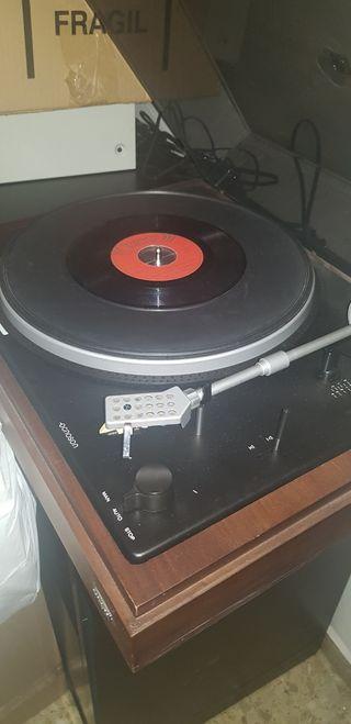 plato de discos