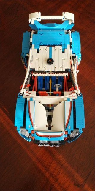 LEGO Technic - Coche de Rally, Vehículo de Carrera