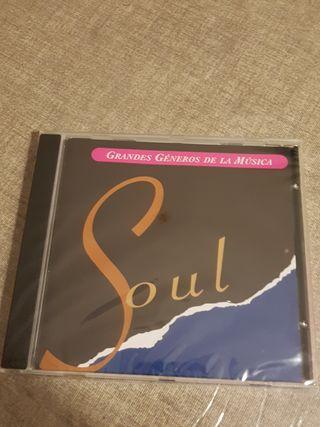 soul cd precintado sin abrir