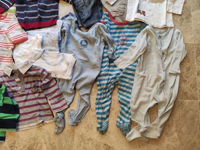 Lote ropa 20 piezas de niño 12 meses de invierno