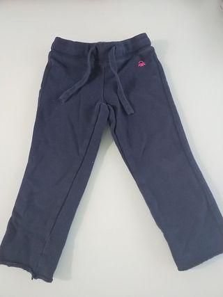 pantalón chandal 1 año