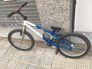 Bicicleta trial monty niño 207