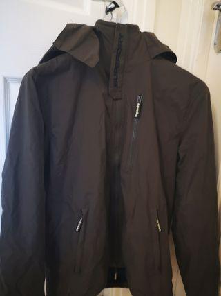 Superdry wind cheater men's jacket medium