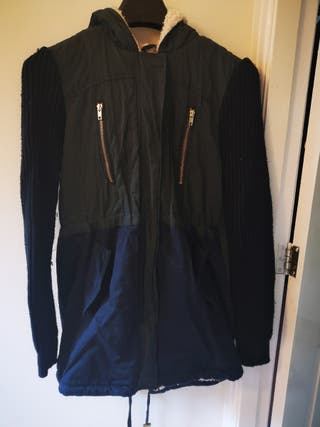 Miss Selfridge coat size 12