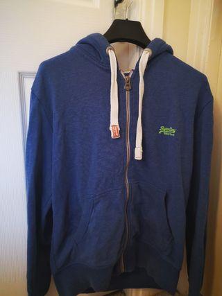 Superdry hoodie mens medium