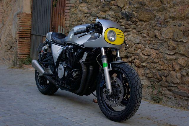 Yamaha Xjr 1300 Cafe Racer De Segunda Mano Por 9 500 En Barcelona En Wallapop