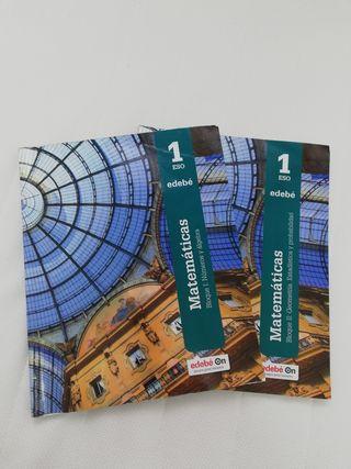 Libros de Matematicas 1°ESO