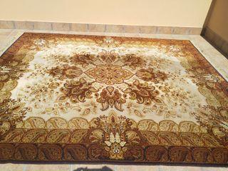 Alfombra lana tipo persa