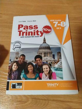 LIBRO INGLÉS Pass Trinity Grades 7-8 9788853015921