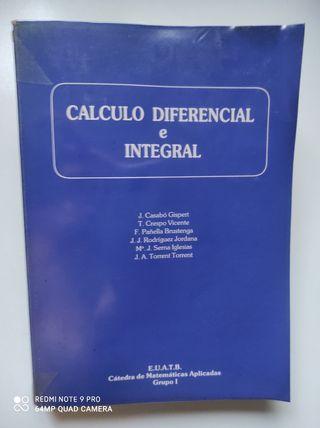 Libro Cálculo Diferencial e Integral
