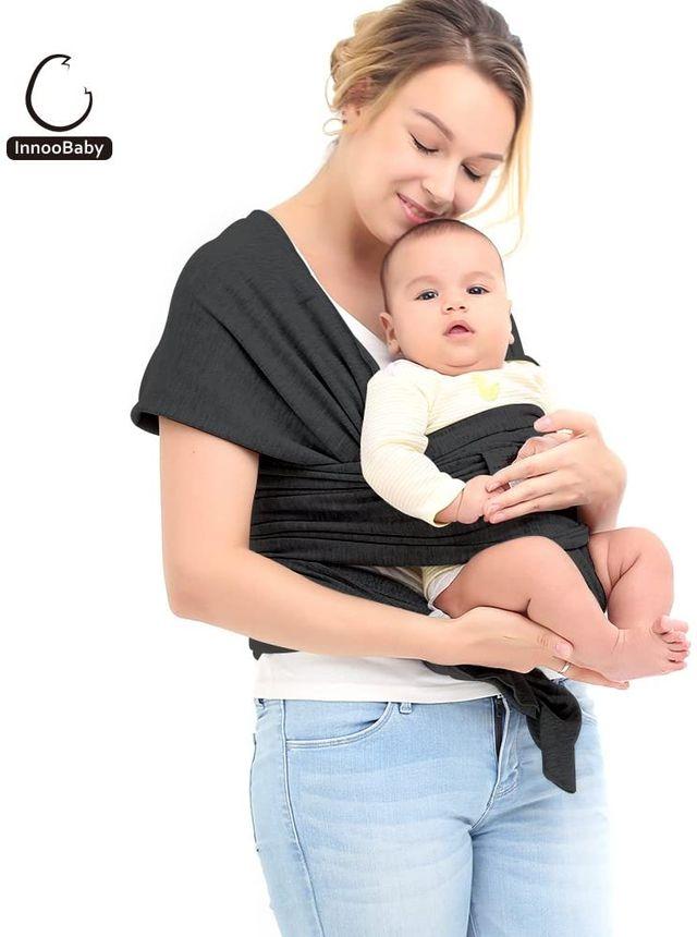 Fular portabebés (algodón Natural)