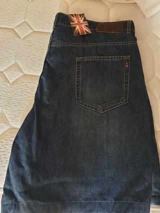 pantalón corto de hombre
