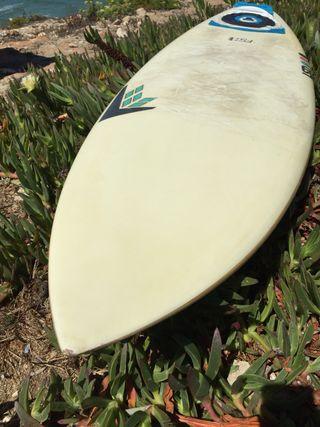 Tabla surf firewire