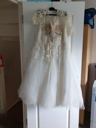 irovy wedding dress