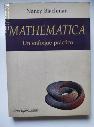 Libro Mathematica Un Enfoque práctico N. Blachman