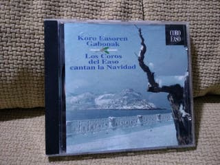 CD de LOS COROS DEL EASO CANTAN LA NAVIDAD