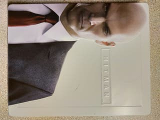 Hitman xbox one steel book edition