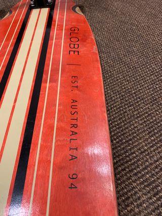 Longboard Globe