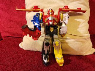 Power Rangers Megazord Megaforce