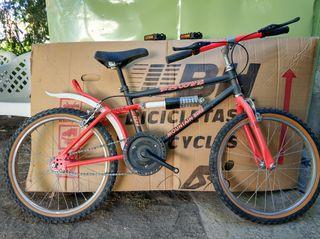 Bicicleta BH mountain bike niño NUEVA