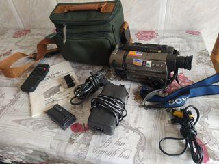cámara de vídeo Hi8 Sony