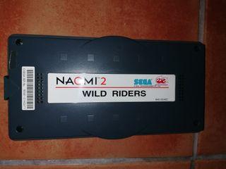 Juego Wild Riders Naomi Leer