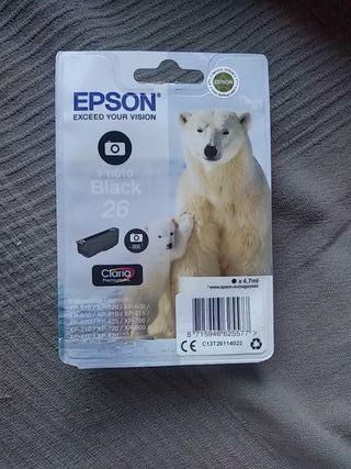 cartucho impresora Epson multipack 26 y photo 26