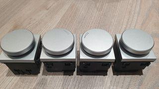 Reguladores electrónicos giratorios para luces led