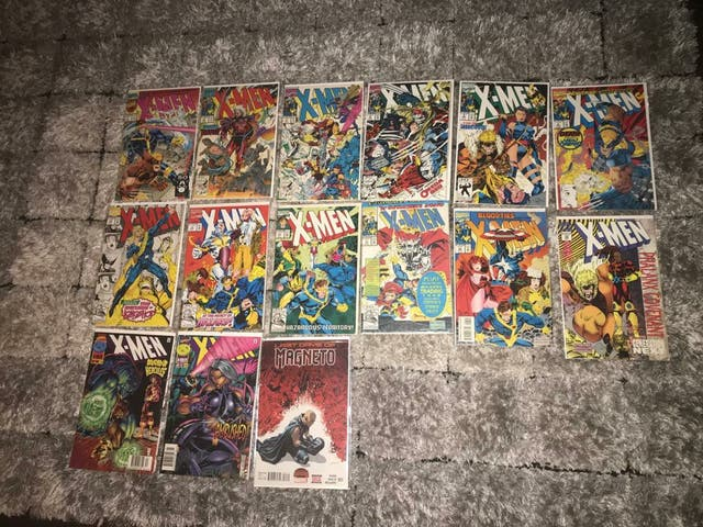 X-MEN Job Lot