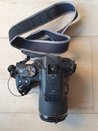 Cámara de fotos Fujifilm Finepix SL1000
