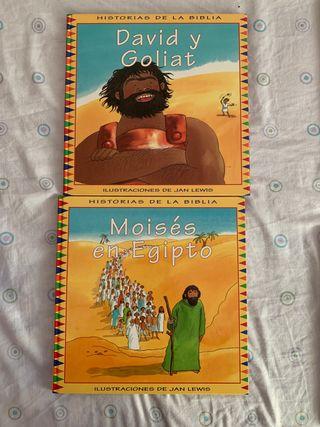 Libros Infantiles bíblicos