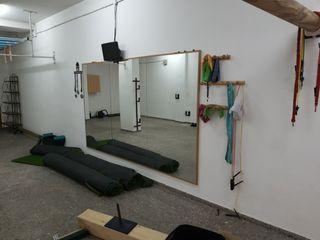 Espejo para gimnasio