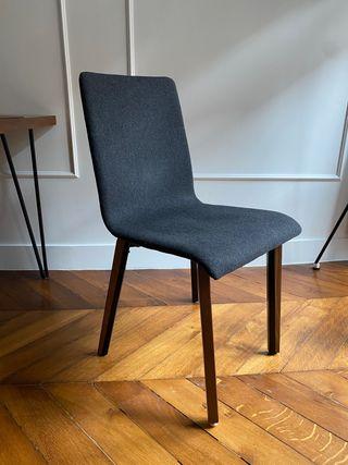 Lot de chaises (x2)