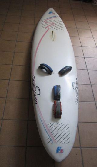Tabla de Surf velas y varios